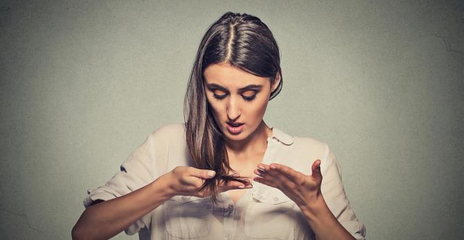 Oily hair? 5 tips for a hair detox