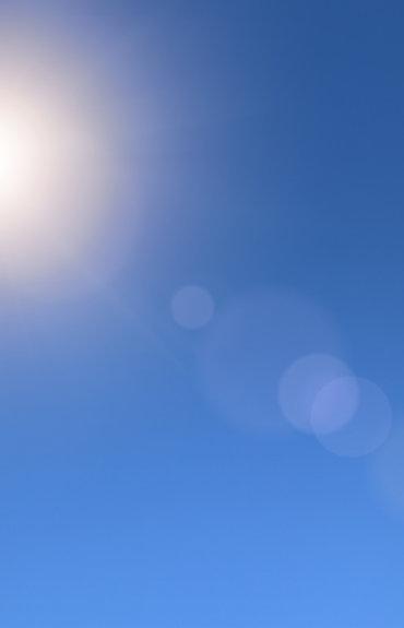 Spotlight on a formula including UV-filter up to long UVA