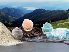 Vichy 1st Volcanic Mask Collection