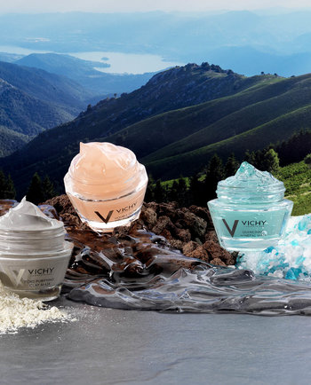 Vichy's #SkinSOS Volcanic Masks
