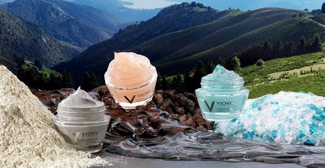 Vichy's #SkinSOS Volcanic Masks