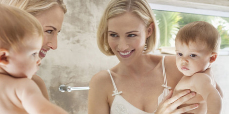 Skin Care Tips For New Moms