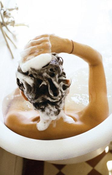 How to treat a sensitive scalp