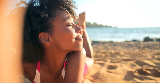 Skin myth: Does the sun help acne?