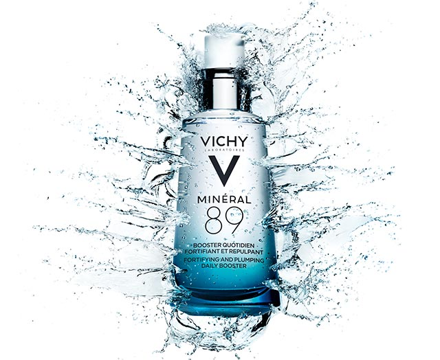 Mineral 89 - Skin Fortifying Daily Booster MINERAL 89 - Vichy Makes Skin  Stronger